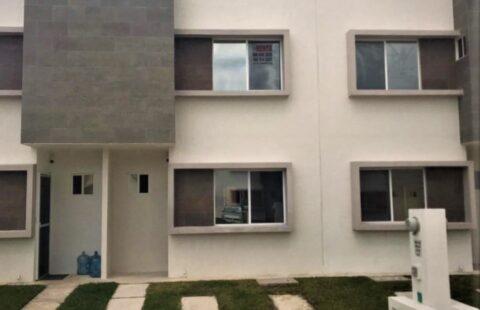 Cancun: Renta casa nueva en Jardines del Sur 5